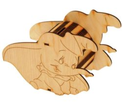 Pencil Elephant Box Download For Laser Cut Cnc Free DXF File