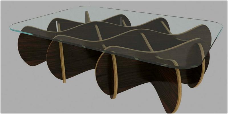 Beautiful Wood Laser Cut Table File Free CDR Vectors Art