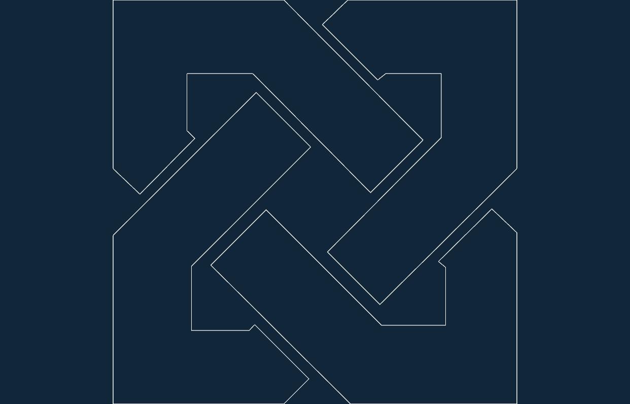 Design Square Free DXF File