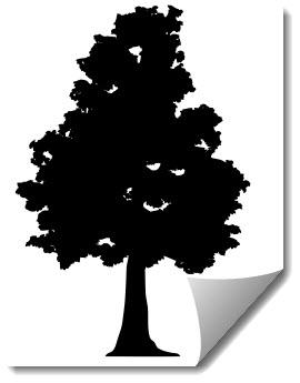Tree 1 Free DXF File
