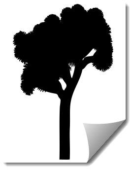 Tree 4 Free DXF File