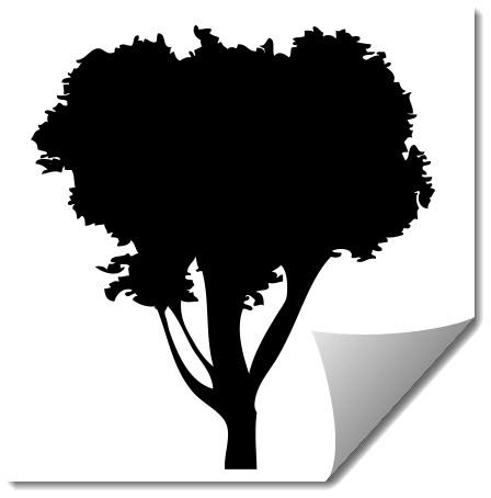 Tree 10 Free DXF File