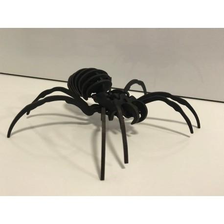 Laser Cut Spider Free DXF File