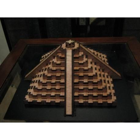 Pyramid Free DXF File
