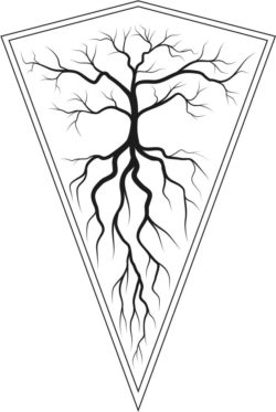 Decoration Tree Download For Laser Engraving Machines Free DXF File