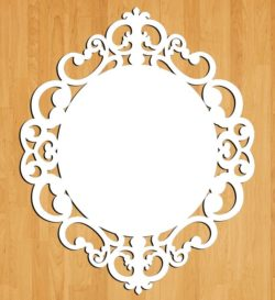 Simple Wedding Decor Fonts Download For Laser Cut Free DXF File