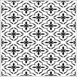 Square Decoration k218 Download For Laser Cut Cnc Free DXF File