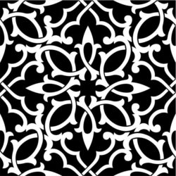 Traditional Ornaments Download For Laser Engraving Machines Free DXF File