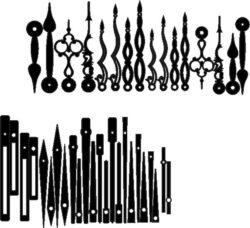 Clockwise Download For Laser Cut Free CDR Vectors Art