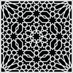 Pattern Of Square Texture Download For Laser Cut Free CDR Vectors Art