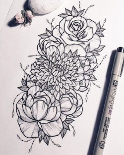 Flowers For Print Or Laser Engraving Machines Free CDR Vectors Art