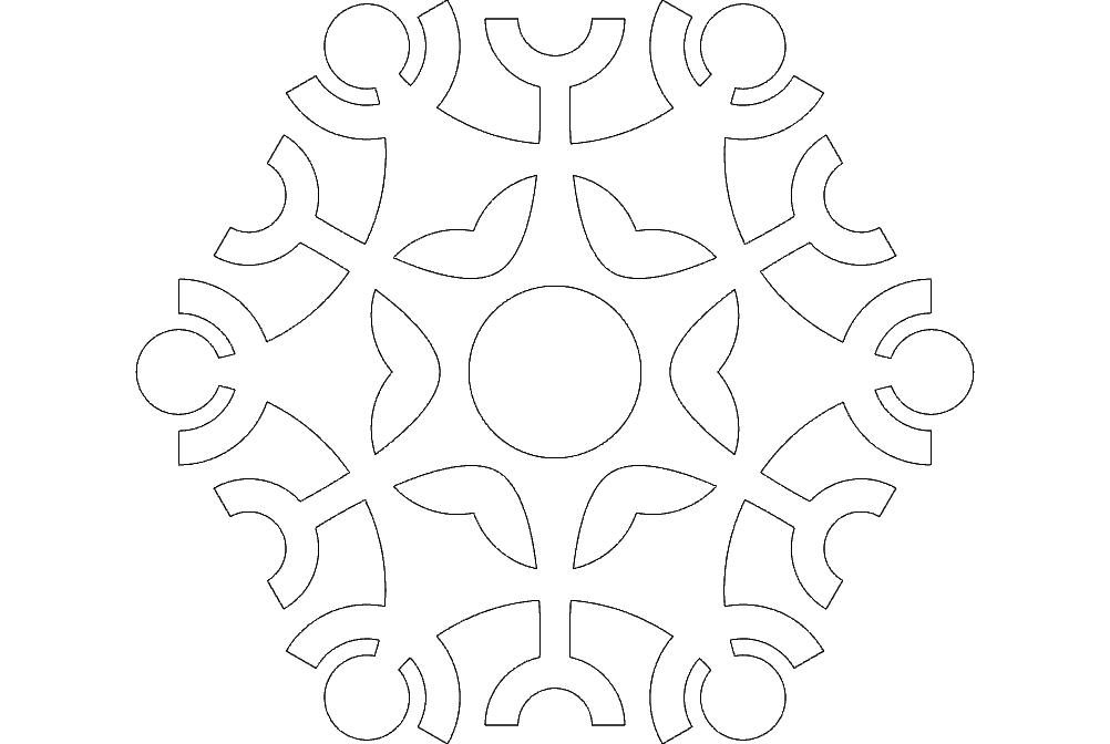 Design 423 Free DXF File
