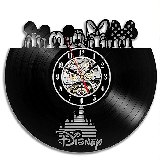 Disney Wall Clock Free DXF File