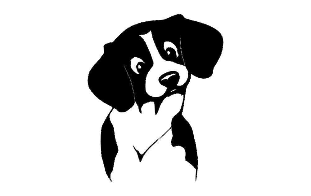 Beagle 2 Free DXF File