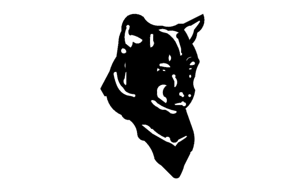 Couger Free DXF File