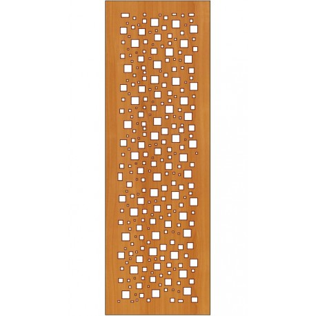 Laser Cut Pattern Design Cnc 142  Free DXF File
