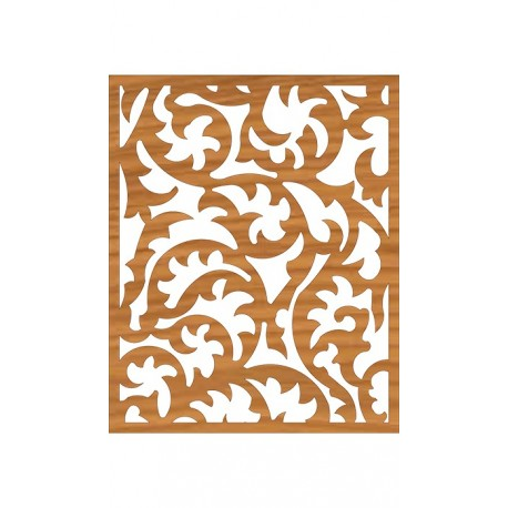 Laser Cut Pattern Design Cnc 118  Free DXF File