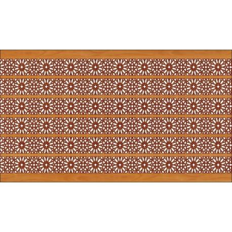 Laser Cut Pattern Design Cnc 82  Free DXF File