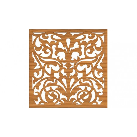 Laser Cut Pattern Design Cnc 40  Free DXF File