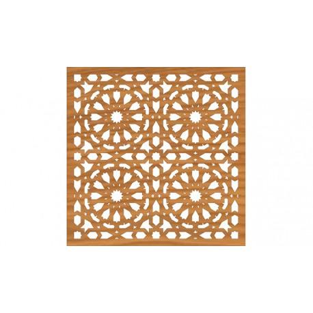 Laser Cut Pattern Design Cnc 38  Free DXF File