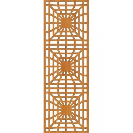 Laser Cut Pattern Design Cnc 17  Free DXF File