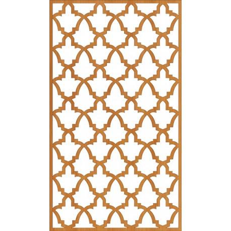 Laser Cut Pattern Design Cnc 16  Free DXF File