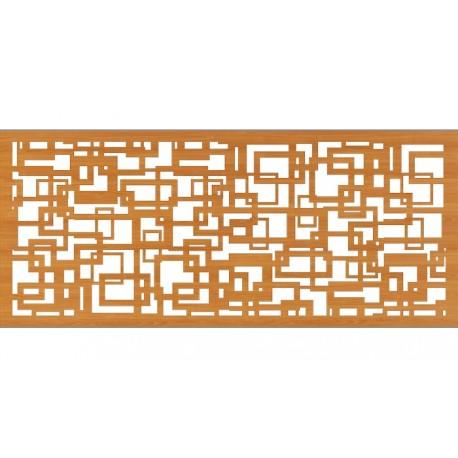 Laser Cut Pattern Design Cnc 9  Free DXF File