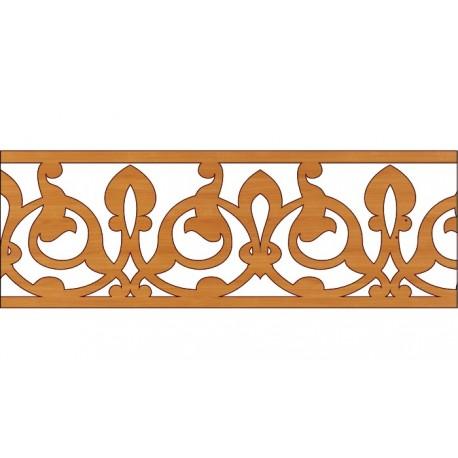 Laser Cut Pattern Design Cnc 315 Free DXF File
