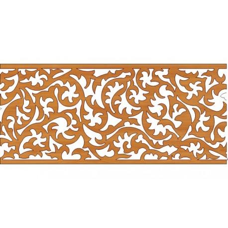 Laser Cut Pattern Design Cnc 240 Free DXF File