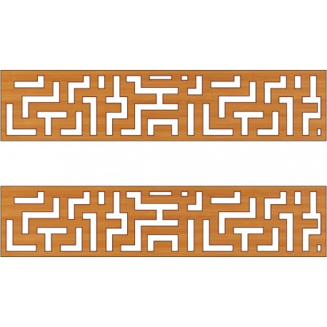 Laser Cut Pattern Design Cnc 230 Free DXF File