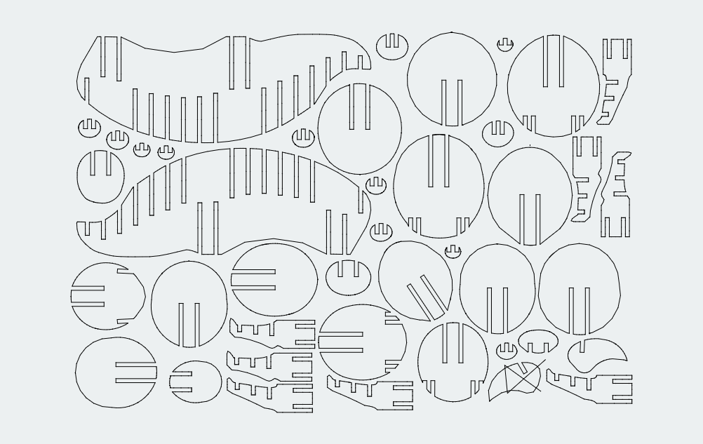 Fixepig Free DXF File