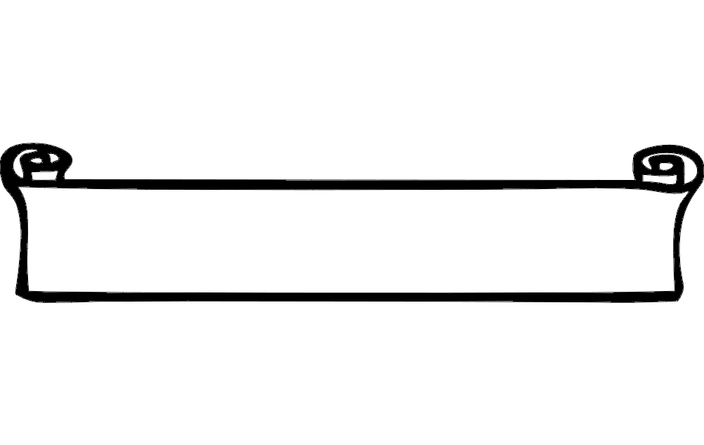 Frame Free DXF File