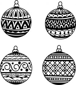 Balls Download For Print Or Laser Engraving Machines Free DXF File