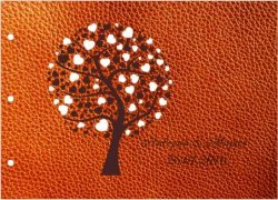Book Plywood Tree Download For Laser Cut Cnc Free DXF File