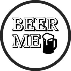 Coasters Beer Drinks Download For Printers Or Laser Engraving Machines Free DXF File