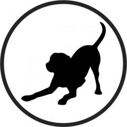 Coasters Dogs Download For Engraving Machines Free DXF File