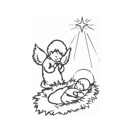 Angel Free DXF File