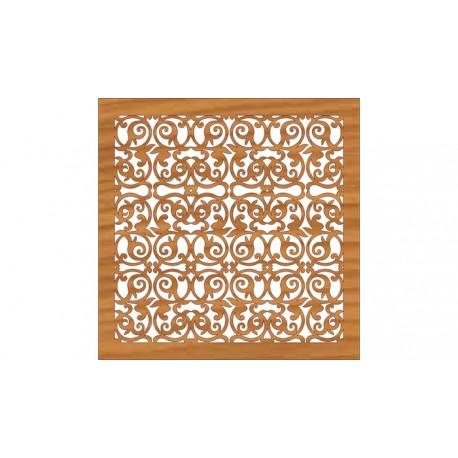 Decoration Screen Panel Design 365 Cnc Free DXF File