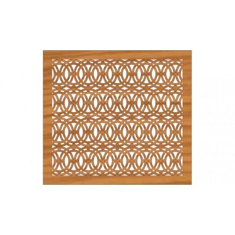Decoration Screen Panel Design 367 Cnc Free DXF File