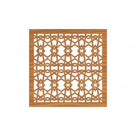 Decoration Screen Panel Design 368 Cnc Free DXF File