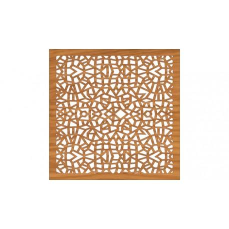 Decoration Screen Panel Design 372 Cnc Free DXF File