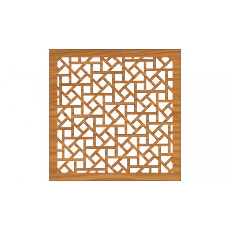 Decoration Screen Panel Design 373 Cnc Free DXF File