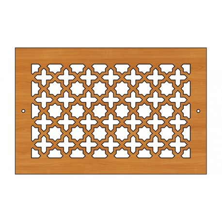 Decoration Screen Panel Design 441 Cnc Free DXF File