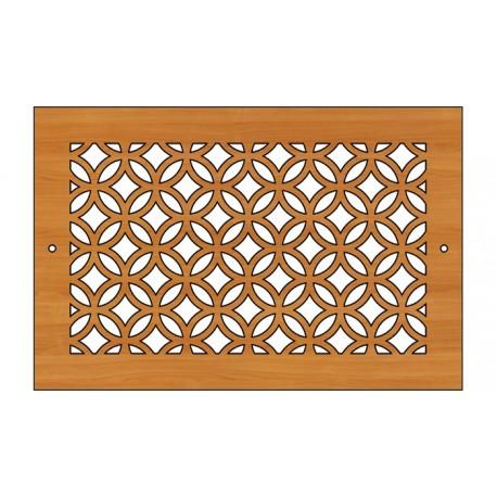 Decoration Screen Panel Design 449 Cnc Free DXF File