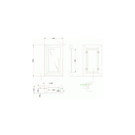 Humidor Free DXF File