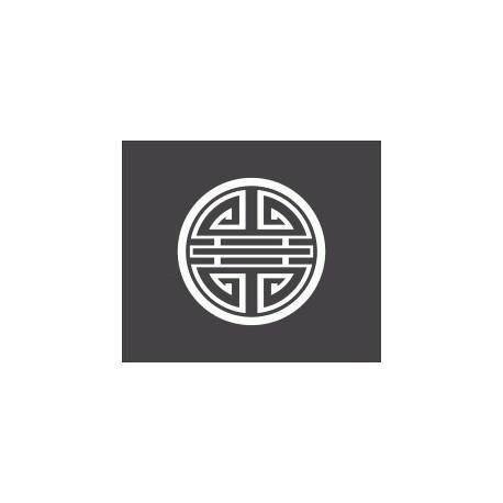 Korean Traditional Design Element Free DXF File