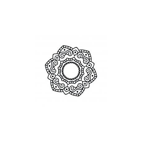 Mandala Design Free DXF File
