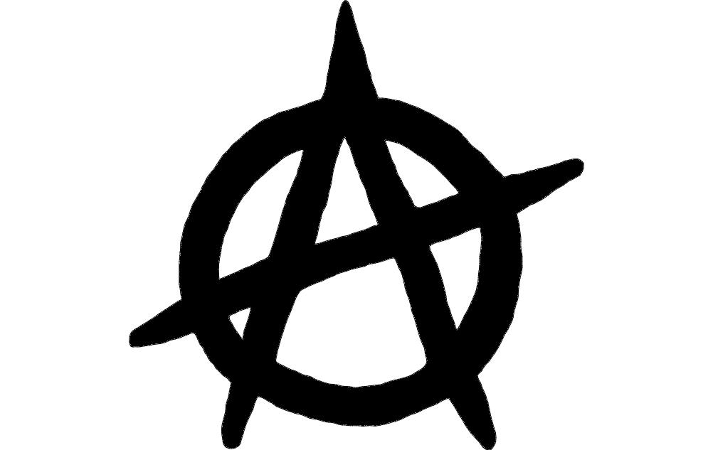 Anarchy Free DXF File