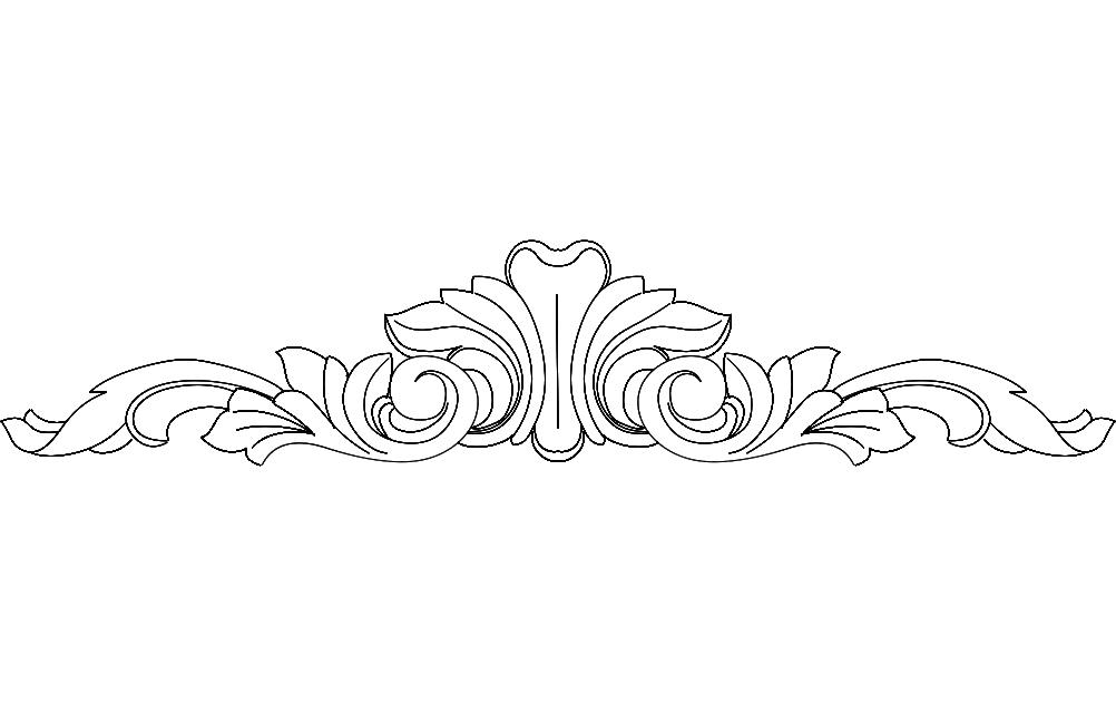 Art Work 0 Free DXF File
