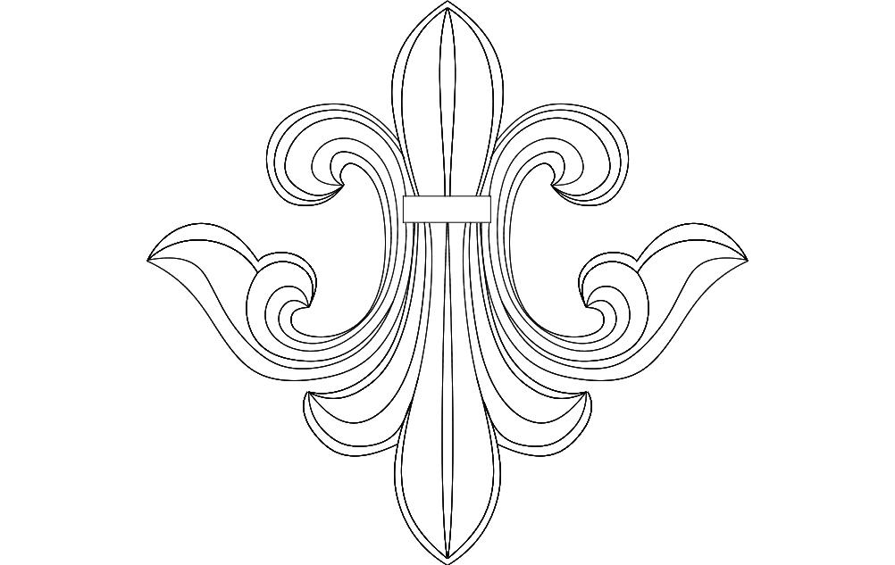 Artwork 4 Free DXF File